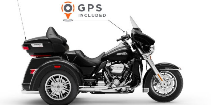 JC Biketravel Bike rentals Harley Davidson Trike
