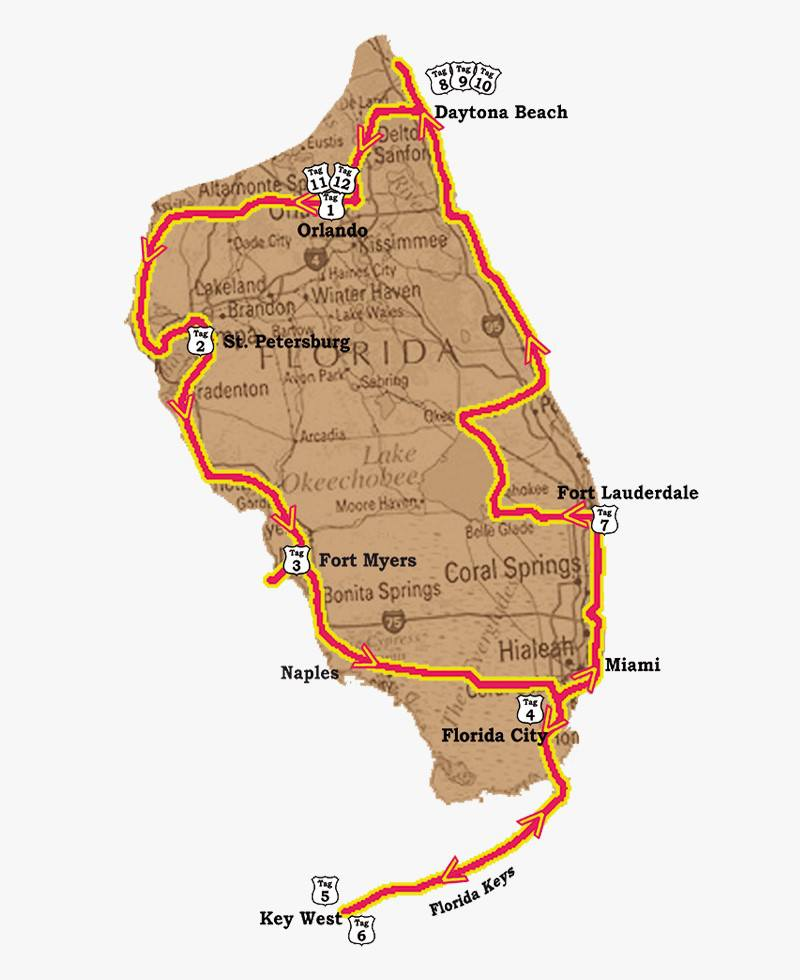jc-biketravel-map-tour-florida-sunshine